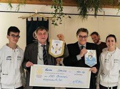 Accademia Bernardi: il Rotary sostiene la scherma – estense.com – 31 gennaio 2020